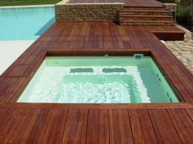Timber decking melbourne leisure decking for External timber decking