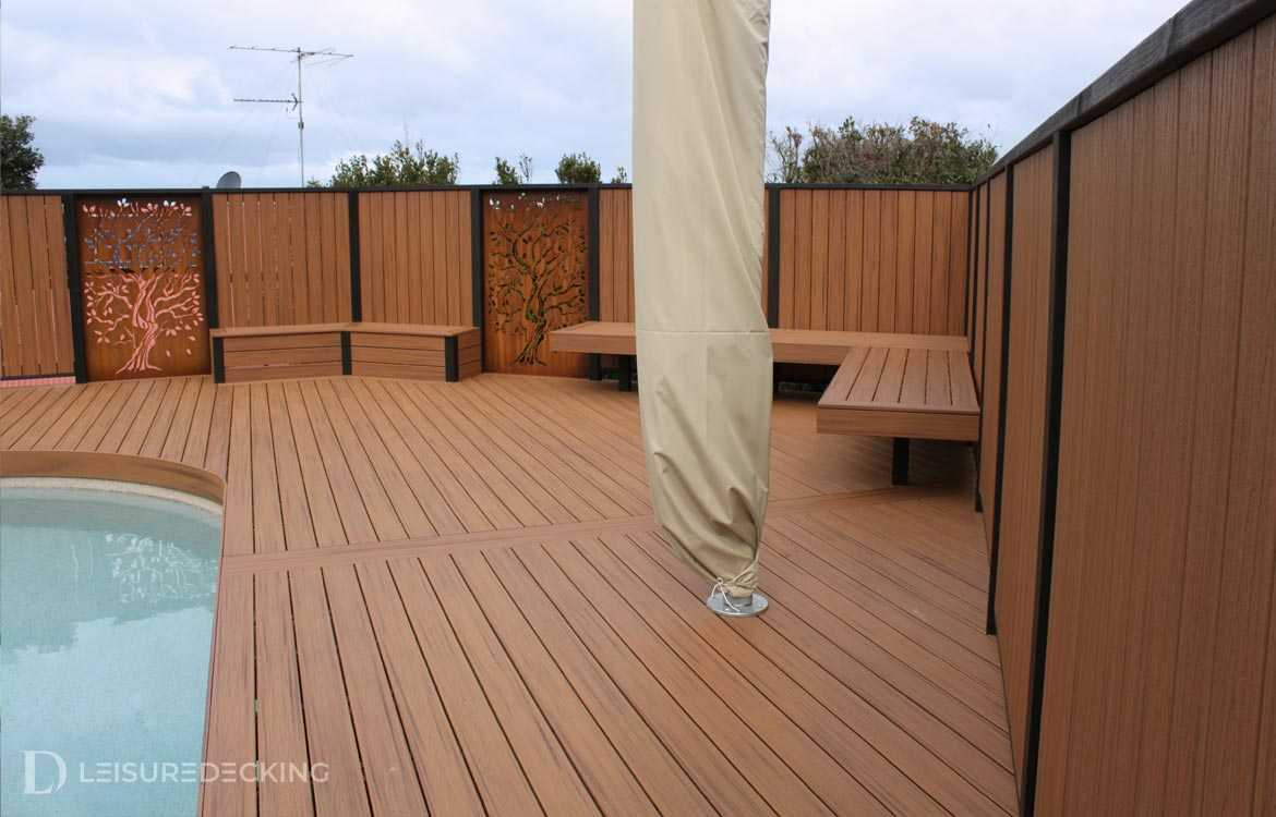 Trex Composite Decking by Leisure Decking Melbourne