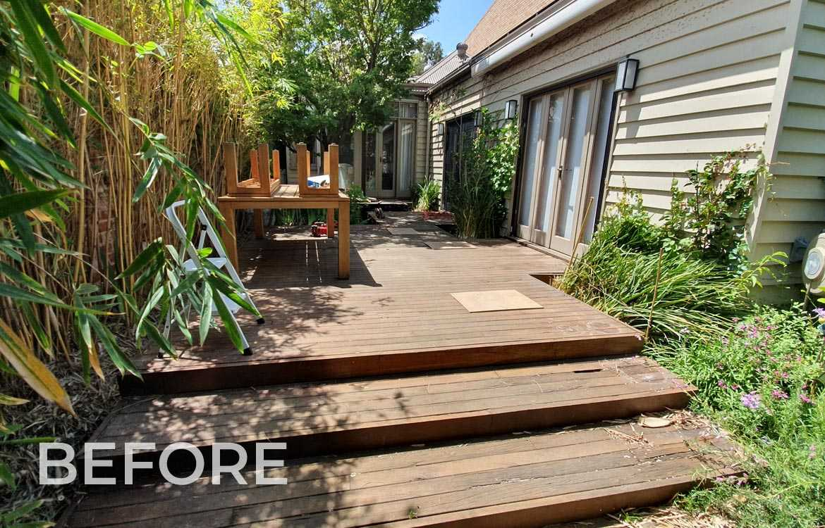 Decking Replacement Melbourne