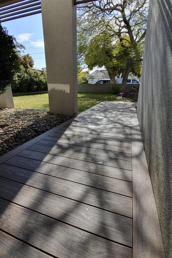 Realistic Composite Deck